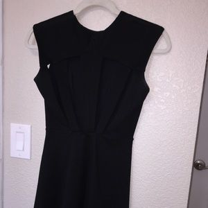 Black UO Dress with Accent Back